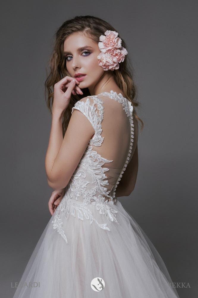 Rebekka #1836 Lezardi by Your Bridal Look