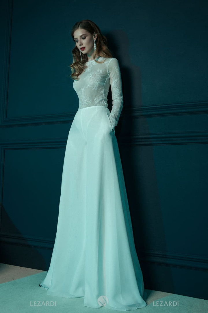 Berty #1801 Lezardi by Your Bridal Look