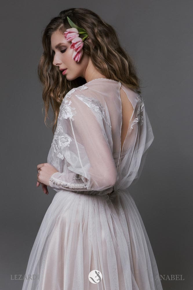 Anabel #1814 Lezardi by Your Bridal Look