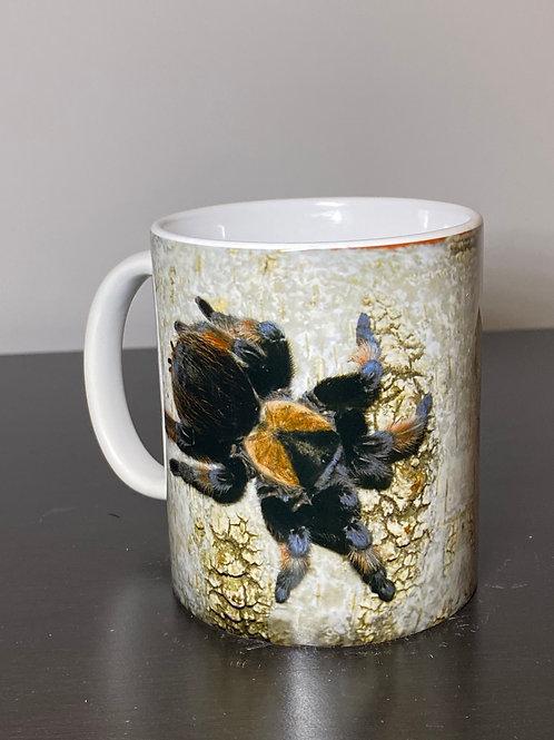 T's bag with mug