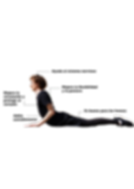 postura de la cobra yoga bhujangasana beneficios