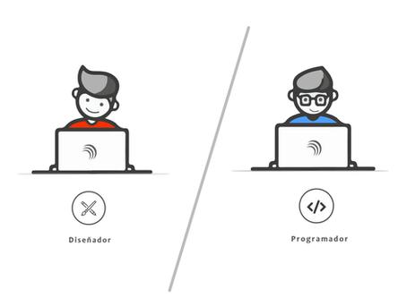 Diferencias entre un Diseñador y un Programador Web