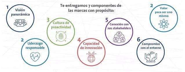 Componentes Marcas con Propósito.
