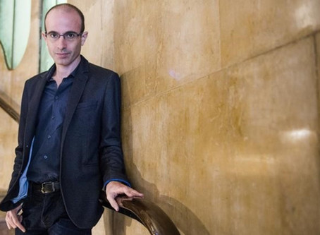 """Yuval Noah Harari: """"La mayoría de la gente será innecesaria en el siglo XXI"""""""