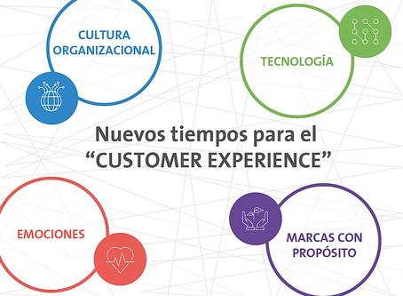 """Nuevos tiempos para el """"Customer Experience"""""""