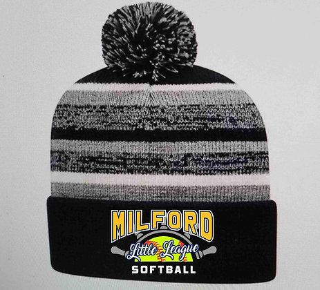 MLL Softball Winter Hat