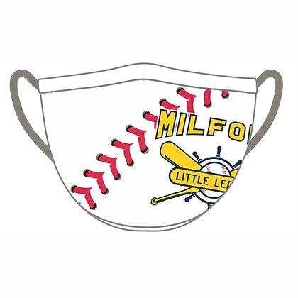 MLL Baseball Mask