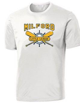 Milford Little League Cotton T-Shirt