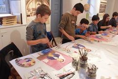 Atelier au Musée Herakleidon