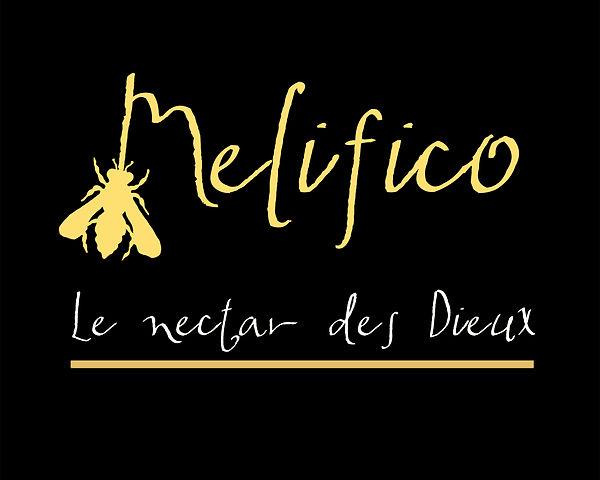 Logotype Melifico, création de Pascaline Bossu, Izograhia