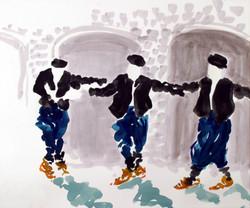 Danseurs de Skiros