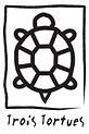 Logo les trois tortues