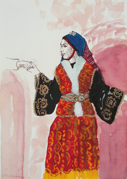Femme de Skiros