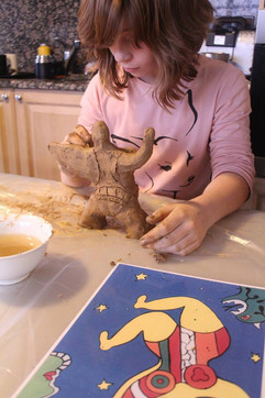 sculpture - Niki de St Phalle