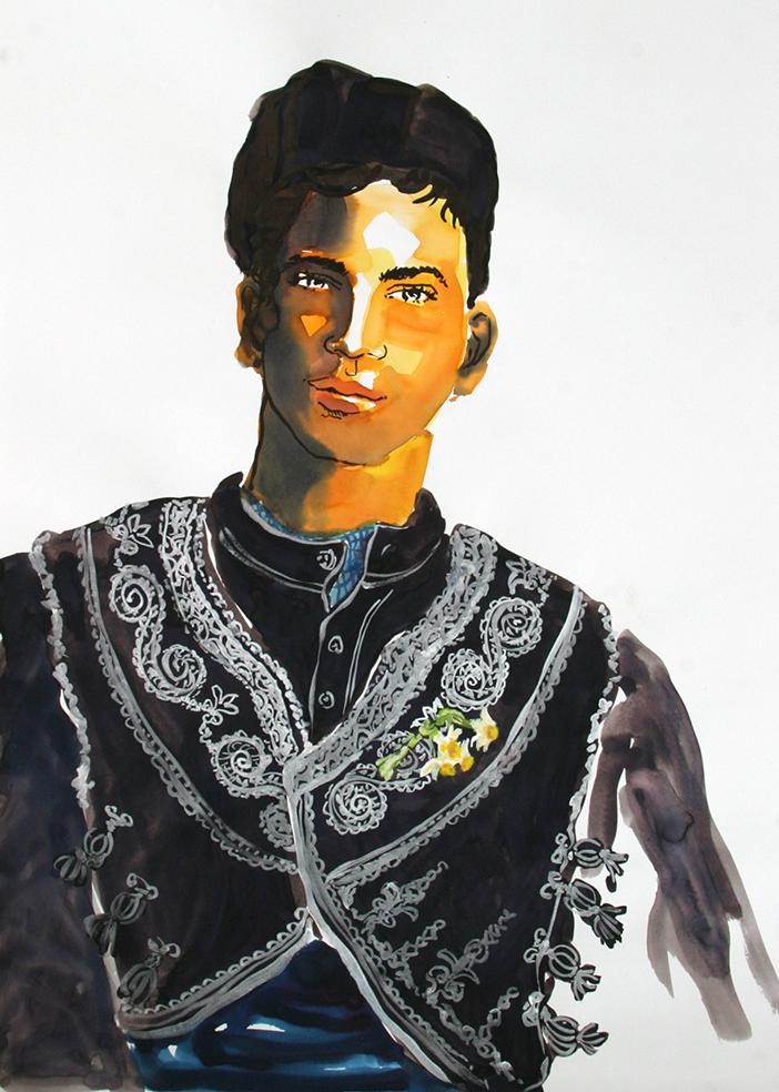 Jeune homme de Skiros