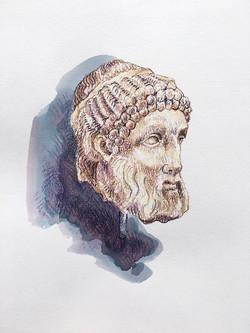 Hermes Musée archéologique de Thassos
