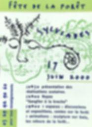 Illustration pour le guide touristique du Donon, création Pascaline Bossu.