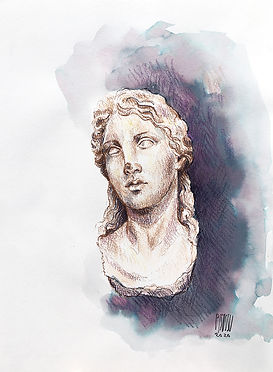 Dionysos 4thc.BC