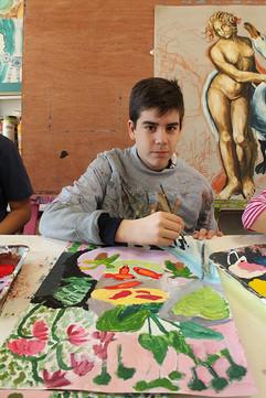 Atelier Coccinelle Rafina, Nikasios