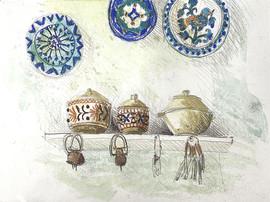 Céramiques anciennes de Skyros