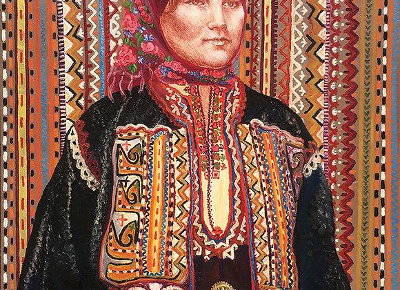 Costume Alexandrine