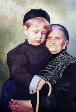 Grand-mère de Skiros