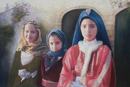 3 filles