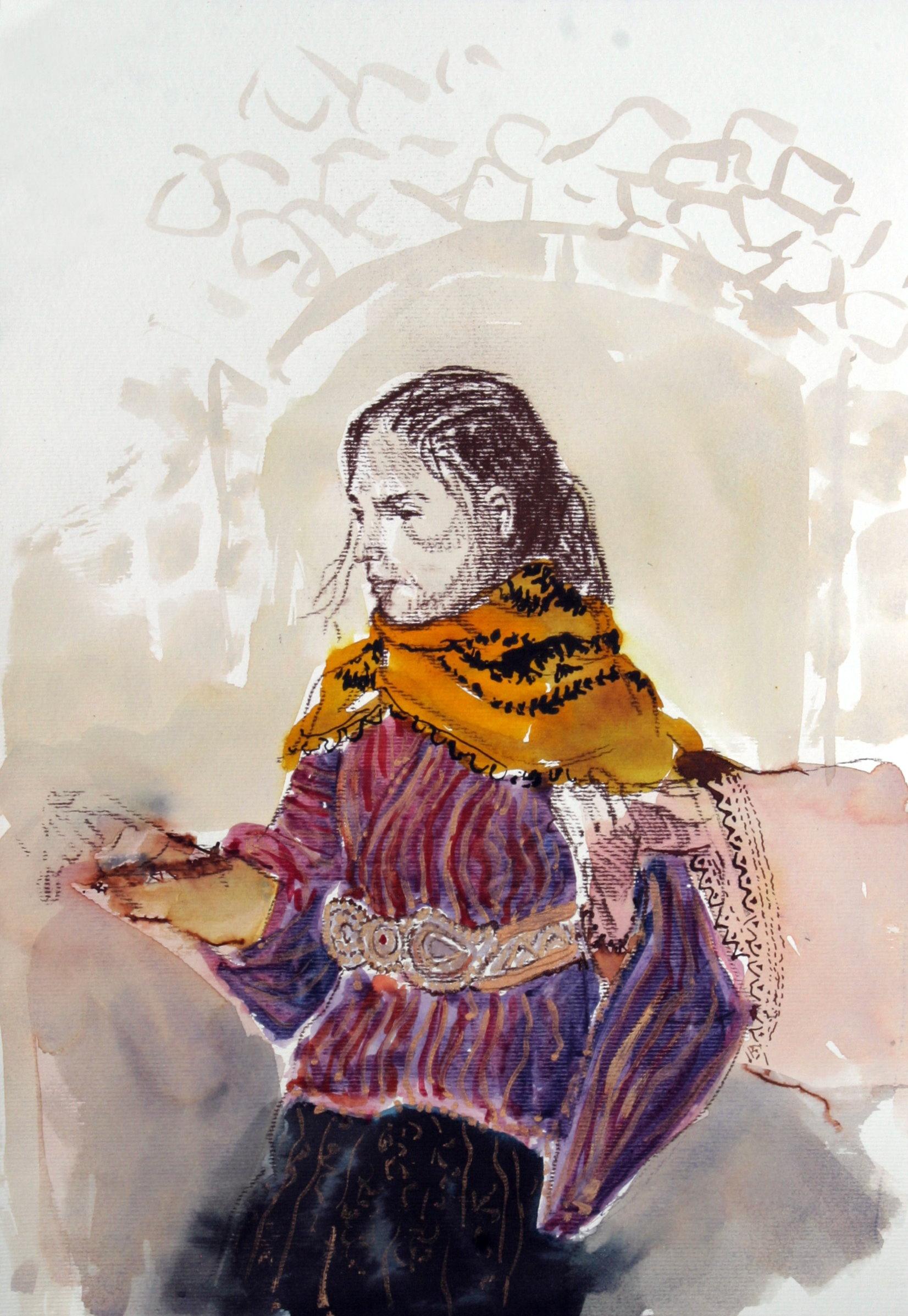Jeune femme de Skiros