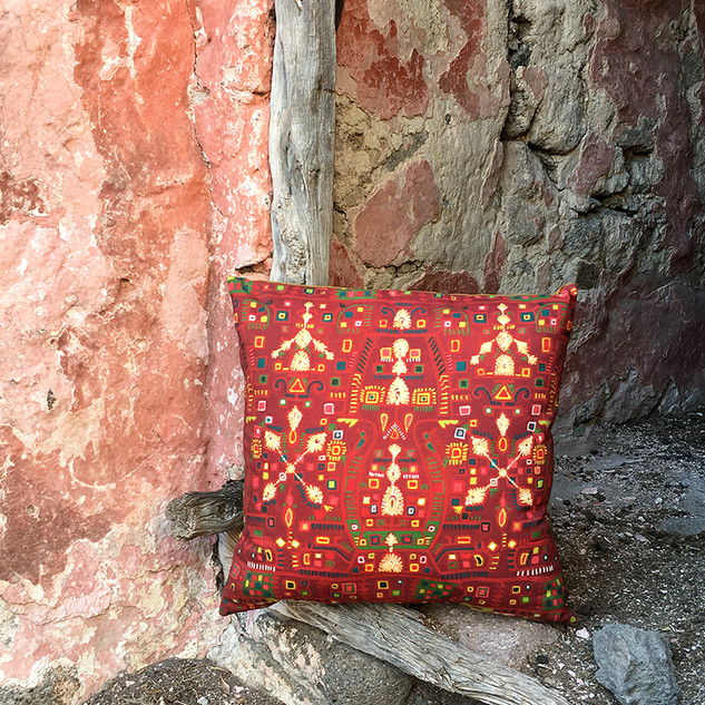 Coussin Chryso