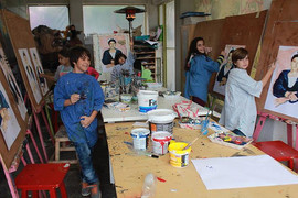 Atelier Coccinelle Rafina