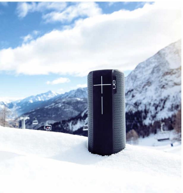 UE Boom Remix Bluetooth Speaker