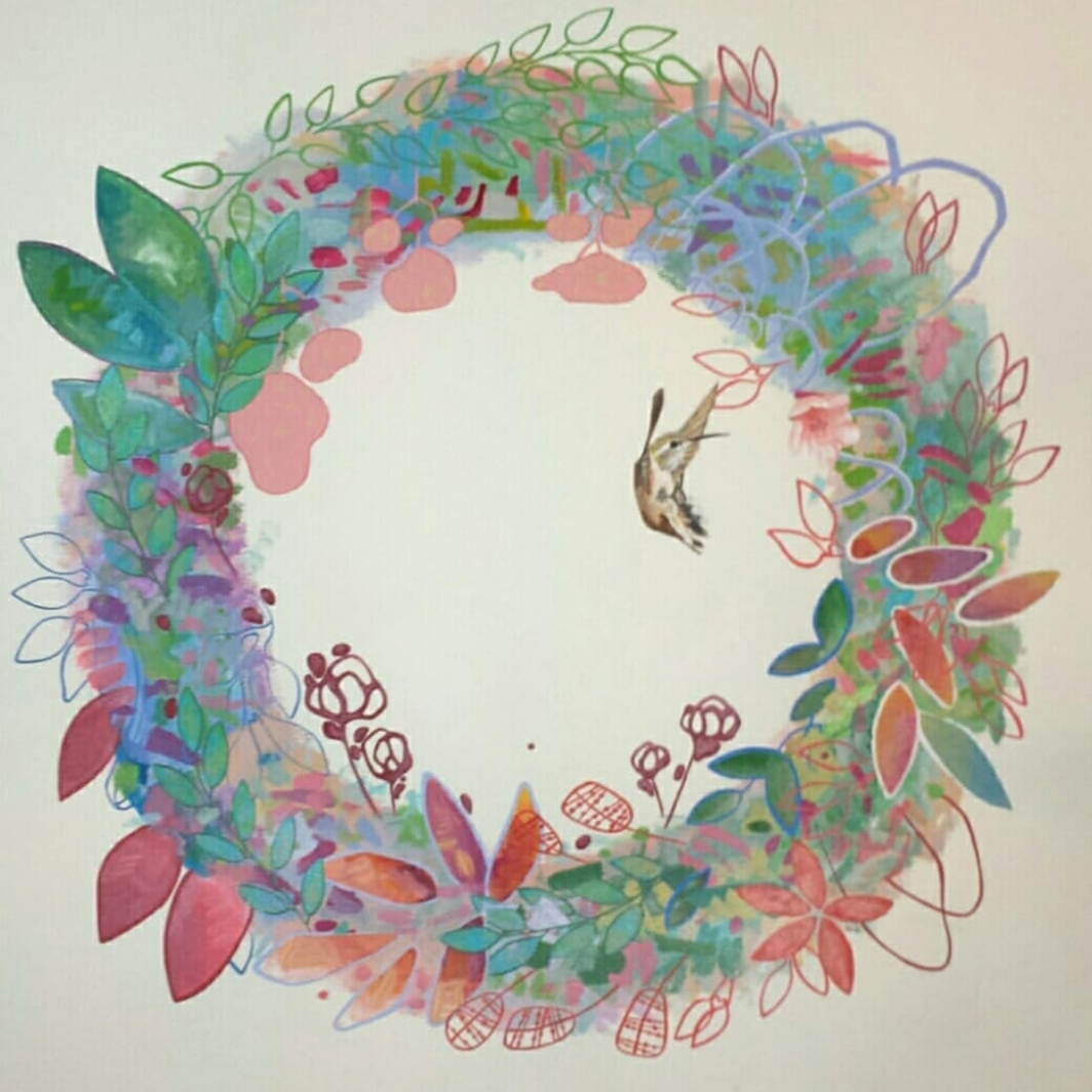 Lively Wreath