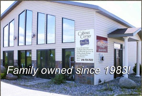 Family run business since 1983