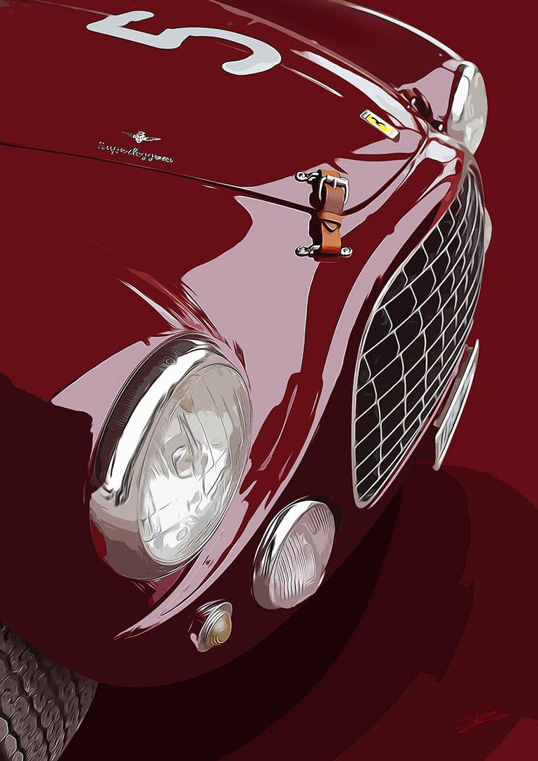 Ferrari 212 Export Berlinetta Touring -