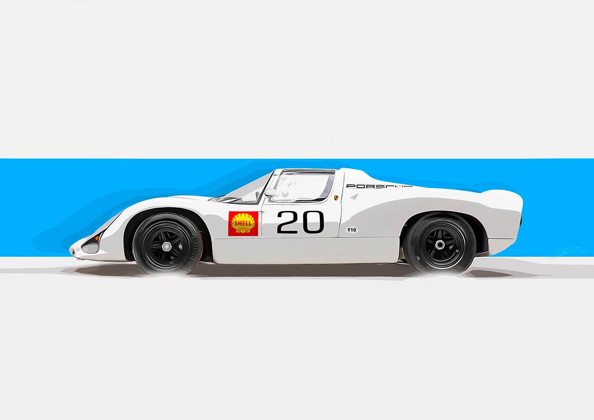 Porsche 910 - 1968 - 'Carrera 10'.jpg
