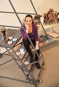 Marlene Siff in her Studio.jpg