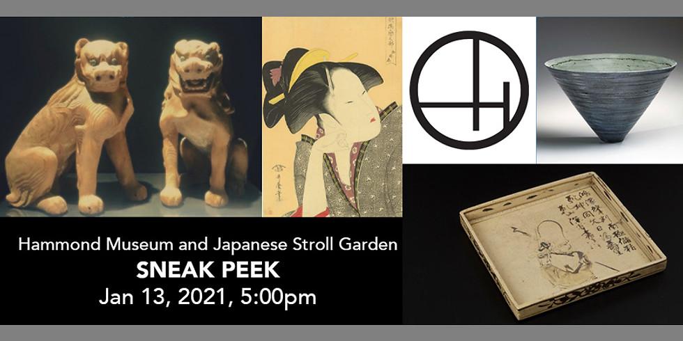 A Sneak Peek at Japanese Art Highlights
