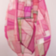 Leonie Castelino Cocoon In Pink