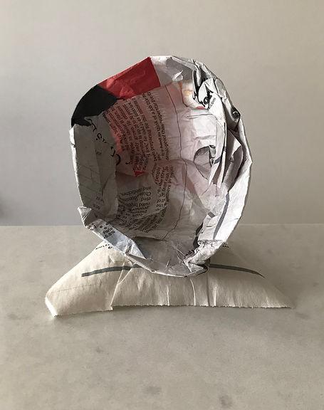 Coronavessel 1 by Lisa K Rosenstein