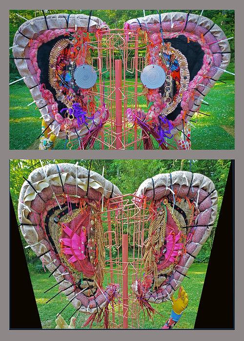 "#23, ""I Can Hear You"" Ears, a scuplture by Leslie Pelino.jpg"