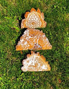 ThreeSlices by Mimi Czajka Graminski