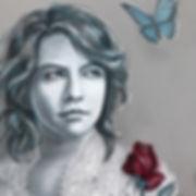 Beauty's Rose May Never Die by Tanya Kukucka