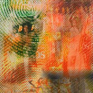 detail from Prayer by Kenneth Sean Golden