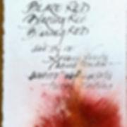 Blaze Red by Suzy Sureck