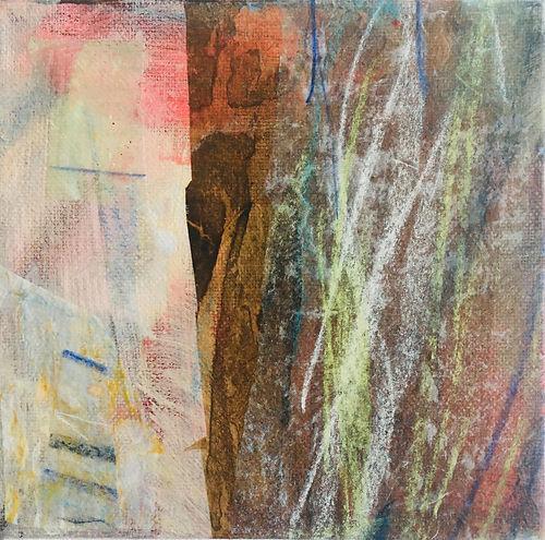 #14, Summer's Details, a painting by Karen Allen.jpg