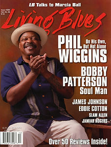 Living Blues cover featuring Phil Wiggins.jpg