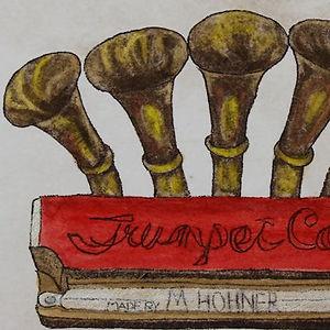 Joan Blazis Levitt Trumpet Call