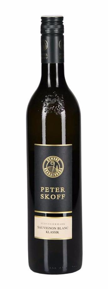 Peter Skoff Sauvignon Blanc Klassik 2016