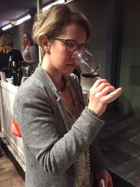 Weinparkett