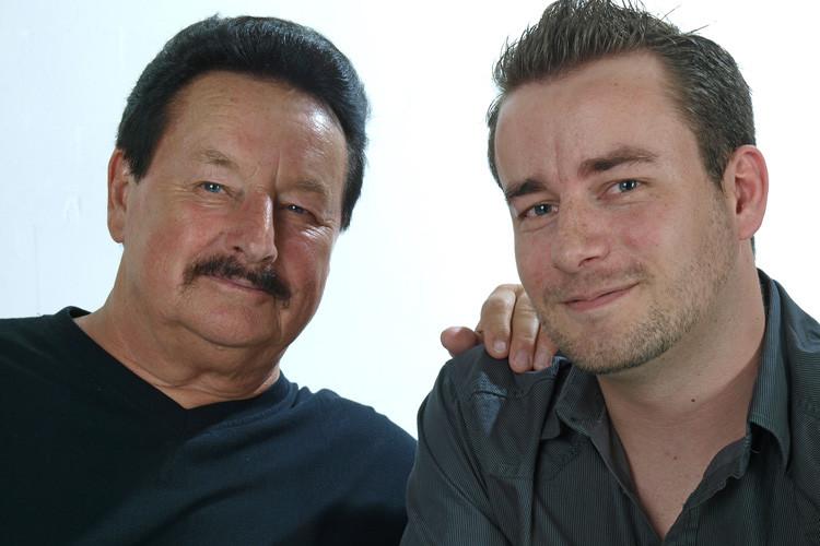 Heribert und Patrick Bayer